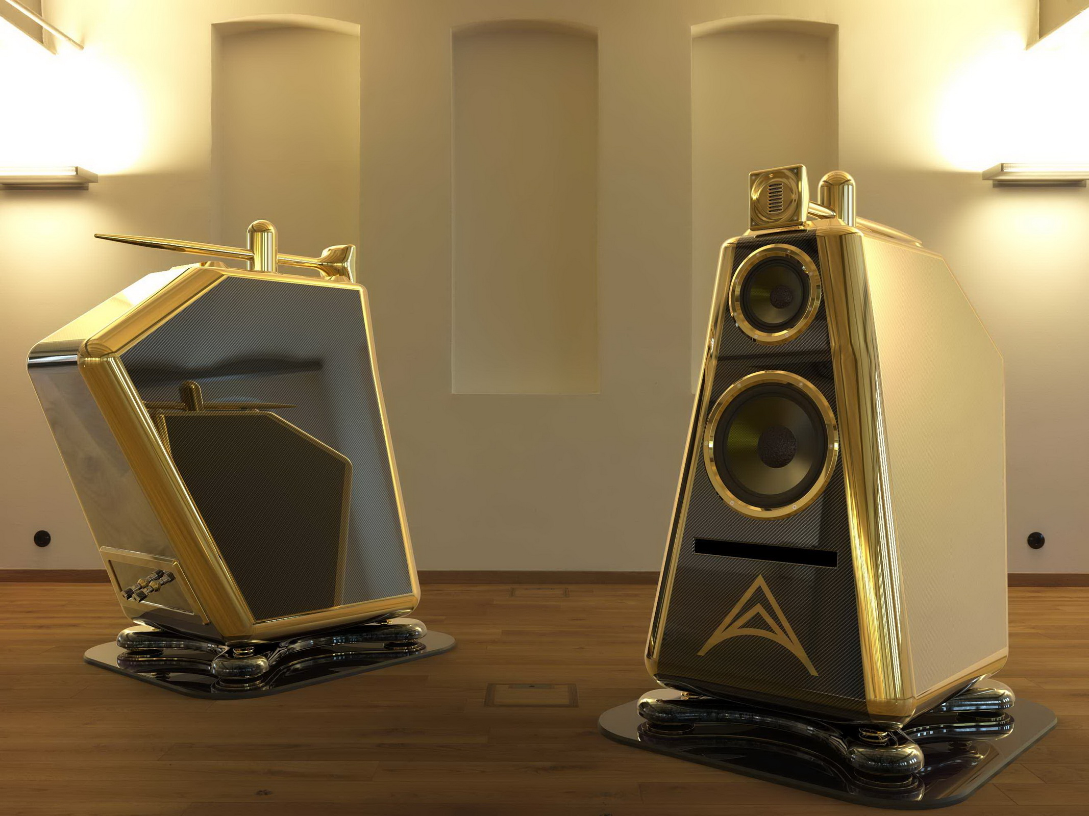 Audiovisual Art Unicorn Exceptional Speaker System