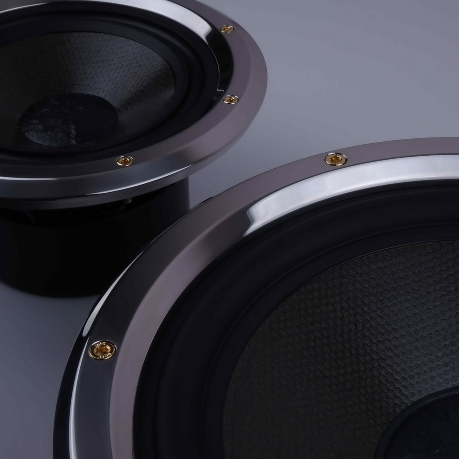 Unicorn diffusori woofer and low midrange chassis