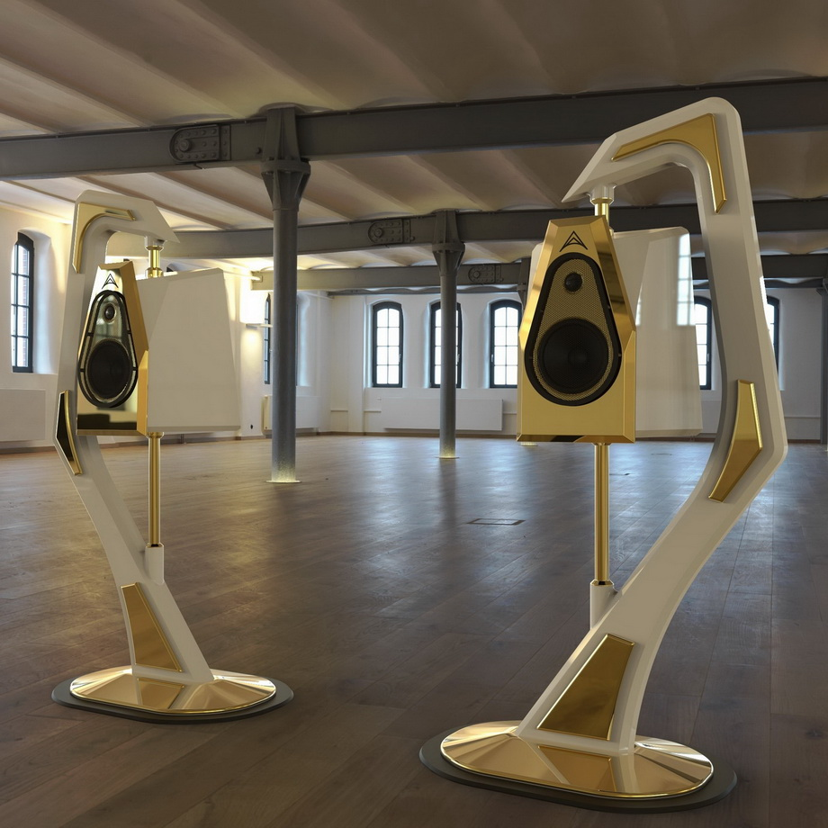 Audiovisual Art Scorpion speaker