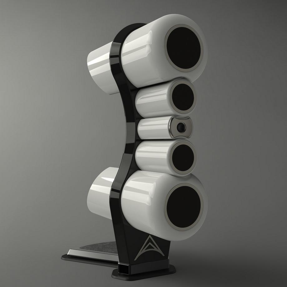 La Cometa floorstanding speaker